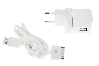 Chargeur / Alimentation CHARGEUR SECTEUR USB iPod Belkin