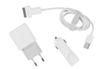 Alimentation pour tablette KIT CHARGEUR DUO USB DE VOYAGE Innergie