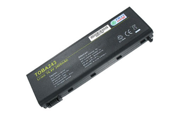 Batterie ordinateur portable BATT TOBA243-B065Q3 Dlh Energy