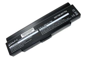Batterie ordinateur portable SSYY66-B077P4 Dlh Energy