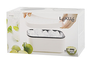 Lekue ICE BOX WHITE