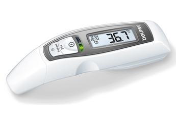 Santé, Bien-être - Beurer - Ft 65 Thermomètre 6 En 1 Mesure Oreille Front Température D?objet Ou Liq