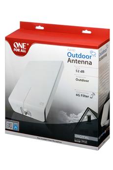 Tout le choix darty en antenne tv tnt de marque one for all darty - Meilleure antenne tnt exterieure ...