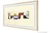 "Samsung Cadre The Frame 65"" Chêne photo 3"