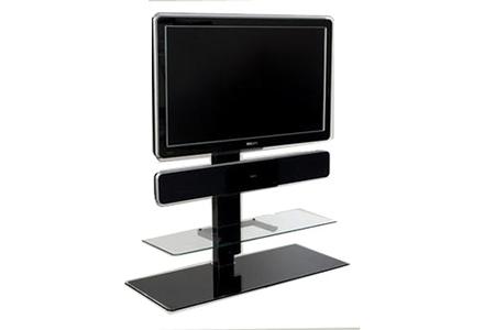 meuble tv ateca at 390 intense darty. Black Bedroom Furniture Sets. Home Design Ideas