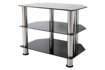 meuble tv avf sdc 600 32 sdc600 darty. Black Bedroom Furniture Sets. Home Design Ideas
