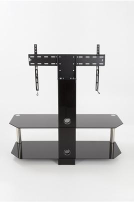 """Meuble ouvert Taille maxi du téléviseur 55"""" Poids maxi supporté 40 kg 2 étagères"""