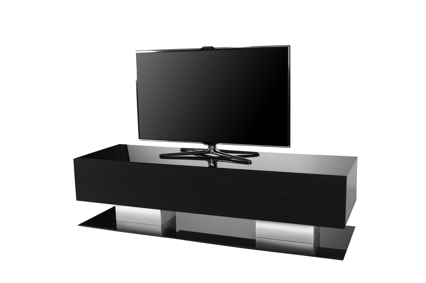 meuble tv norstone tably 3723461 darty. Black Bedroom Furniture Sets. Home Design Ideas