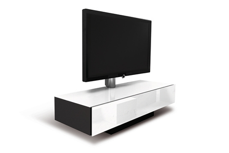 meuble tv spectral br1501 potence led darty. Black Bedroom Furniture Sets. Home Design Ideas
