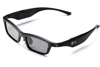 Lunettes 3D AG-S360 Lg