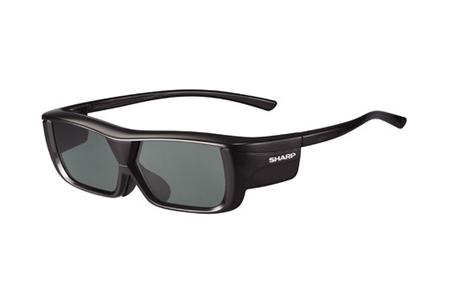 lunettes 3d sharp lunettes 3d an3dg20b an3dg20b darty. Black Bedroom Furniture Sets. Home Design Ideas