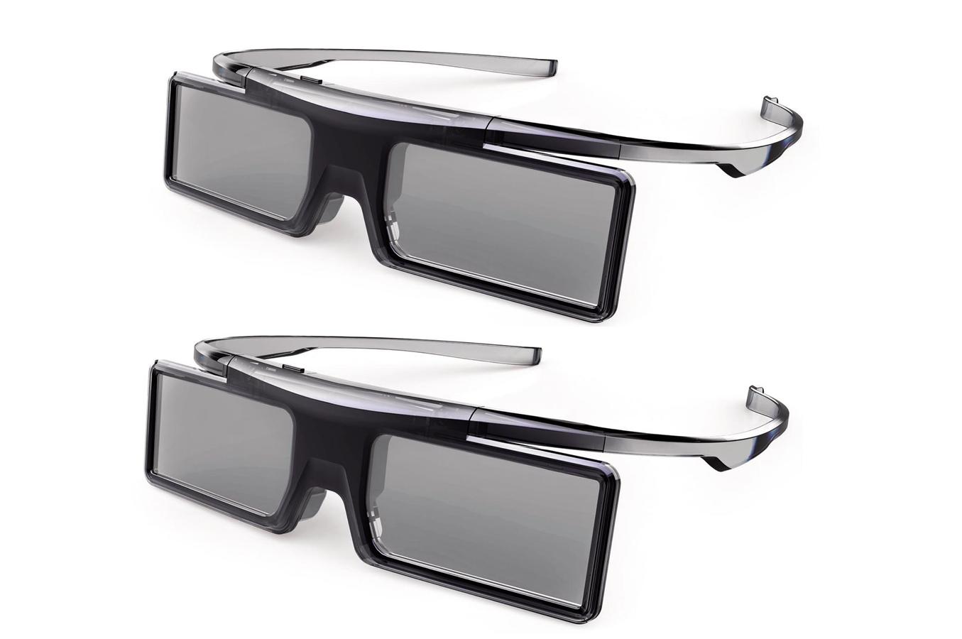 lunettes 3d thomson pack 2 paires de lunettes 3d gx21ab gx21ab 3808653 darty. Black Bedroom Furniture Sets. Home Design Ideas