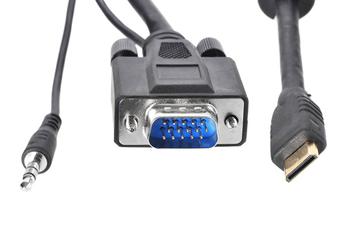 Adaptateur vidéo VGA HDMI PICO Philips