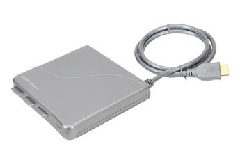 Boîtier de répartition vidéo COMMUTATEUR HDMI BH103 Temium