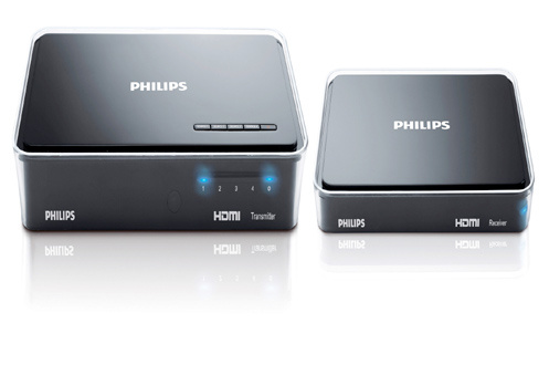 cl wifi pour tv philips wireless hd sww1800 12 1227203. Black Bedroom Furniture Sets. Home Design Ideas