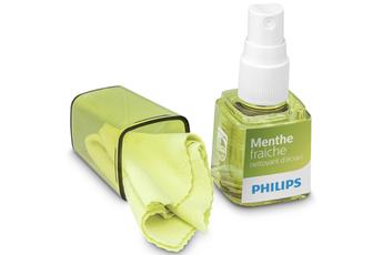 Nettoyage vidéo NETT MENTHE Philips