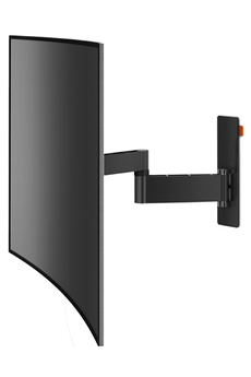 Support mural pour cran plat de 83 107 cm 33 42 - Support tv mural d angle ...