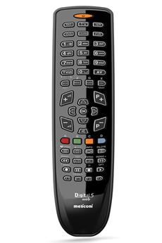 Télécommande DIGITAL 5 WEB Meliconi