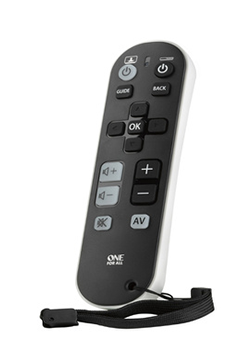 Télécommande One For All UNIVERSELLE 3 EN 1 URC 6810 TV Zapper