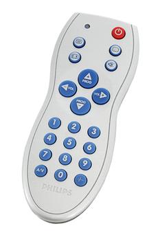 Télécommande TELEC O SRP1101 Philips