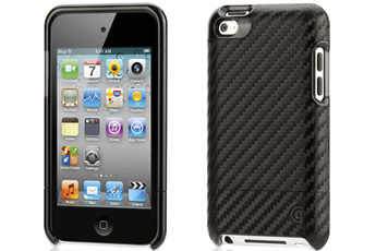 Housse / protection pour iPod Coque Elan Form Graphite iPod touch 4G Griffin