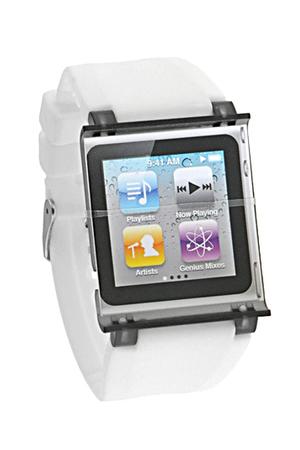 Housse protection pour ipod iwatchz bracelet nano 6g for Housse ipod nano