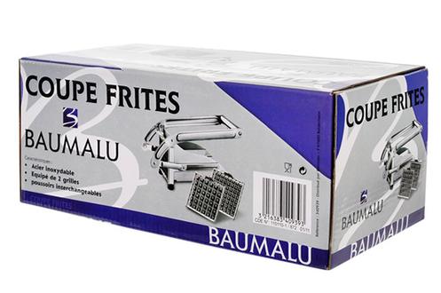 Accessoire de découpe COUPE FRITES INOX Baumalu