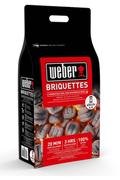 Accessoire barbecue / plancha Weber BRIQUETTE 4 KG