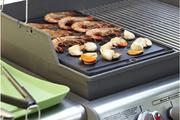 Plancha/wok pour barbecue Weber 7566 PLANCHA GENESIS