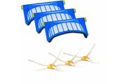 Accessoire aspirateur / cireuse Irobot KIT FILTRES & BROSSES ROOMBA SERIE 600