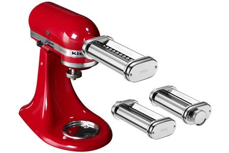 accessoire robot kitchenaid 5ksmpra kit pates 5ksmpra darty. Black Bedroom Furniture Sets. Home Design Ideas