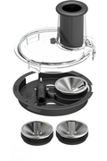 robot multifonction magimix cs4200xl mat coffret smoothie. Black Bedroom Furniture Sets. Home Design Ideas