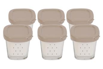 Pot pour yaourtière DELICES BOX POTS YAOURTS X6 Seb