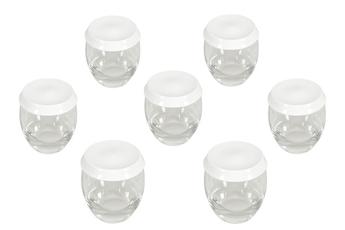 tout le choix darty en pot pour yaourti re darty. Black Bedroom Furniture Sets. Home Design Ideas