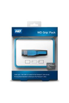 Housse pour disque dur GRIP PACK 1 BLUE Western Digital