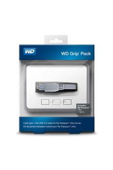 Housse pour disque dur GRIP PACK 1 GREY Western Digital