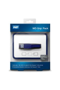 Boîtier disque dur GRIP PACK 1 SLATE Wd