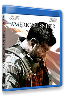 Disque Blu-ray AMERICAN SNIPER Dolby