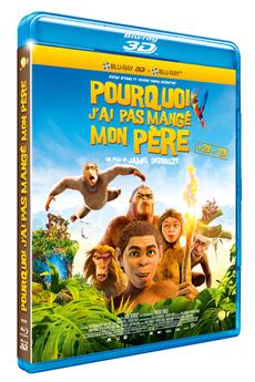 Disque Blu-ray POURQUOI J'AI PAS MANGE MON PERE Dolby