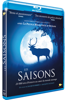 Disque Blu-ray LES SAISONS Dolby