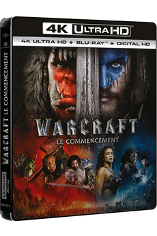 Disque Blu-ray WARCRAFT : LE COMMENCEMENT Universal Pictures
