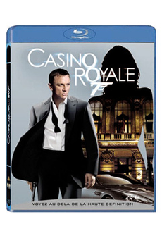 Disque Blu-ray 1 BD CASINO ROYALE Samsung