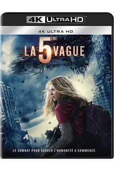 Disque Blu-ray LA CINQUIEME VAGUE - BD 4KUHD Sony