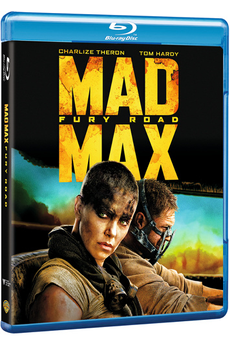 Disque Blu-ray MAD MAX : FURY ROAD /V BD Warner