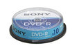 Sony DVD-R x10 photo 1