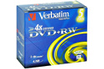 CD / DVD / Blu-Ray 5 DVD+RW Verbatim