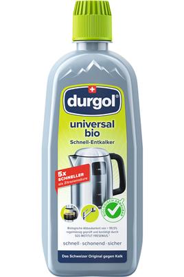 Nettoyant et détartrant pour cafetière Durgol UNIVERSEL BIO