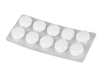 Nettoyant et détartrant pour cafetière NETTOYANT TABLETTES X10 Temium