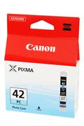 Cartouche d'encre Canon CLI-42 CYAN PHOTO