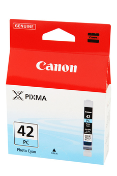 Cartouche d'encre CLI-42 CYAN PHOTO Canon